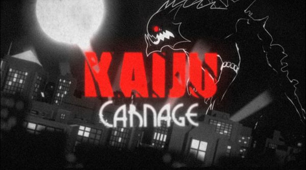Kaiju Carnage Now in the Myo Market!